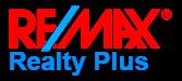 RE/MAX Realty Plus Logo